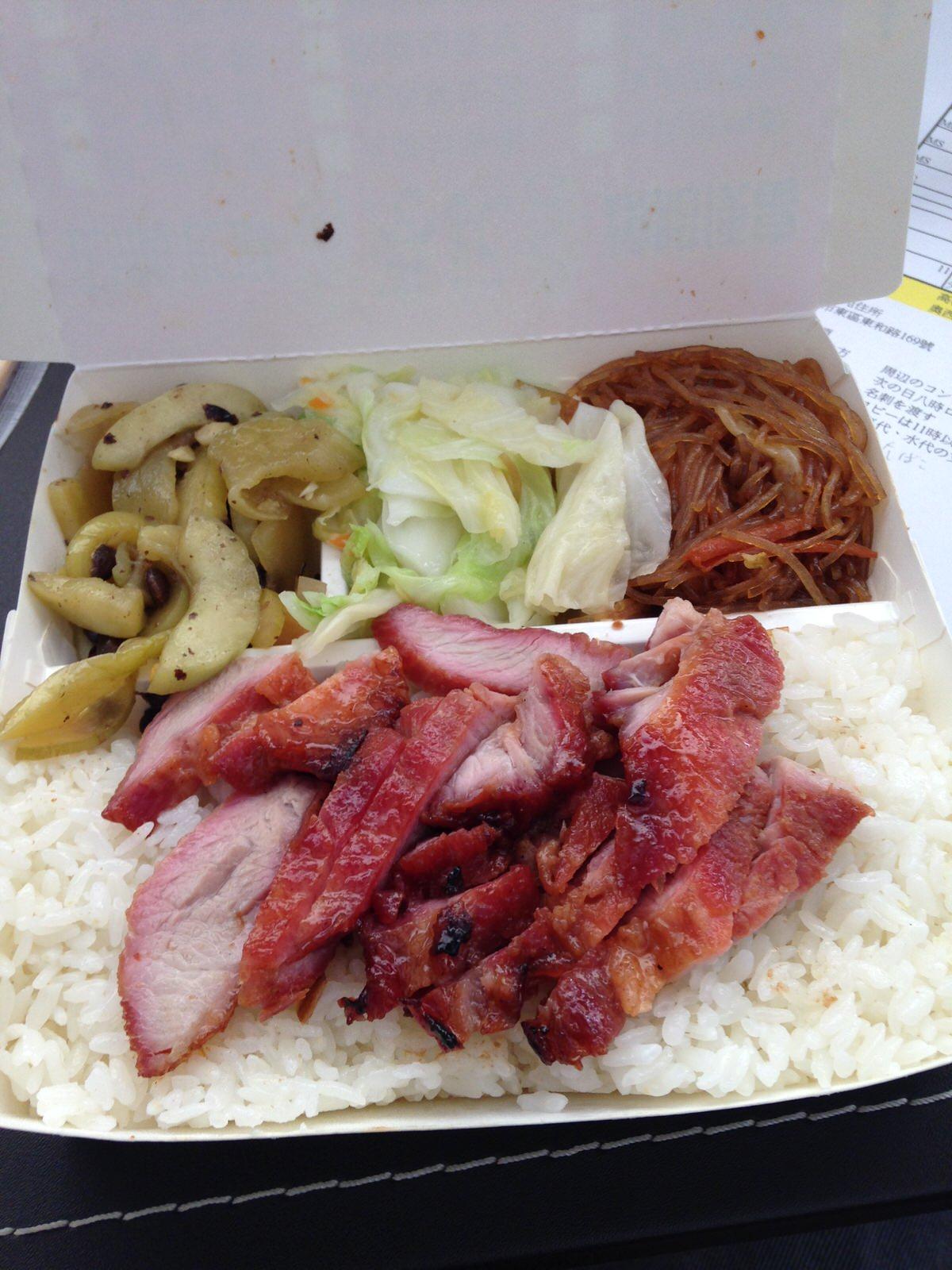 「港記」台南で一番美味い弁当屋