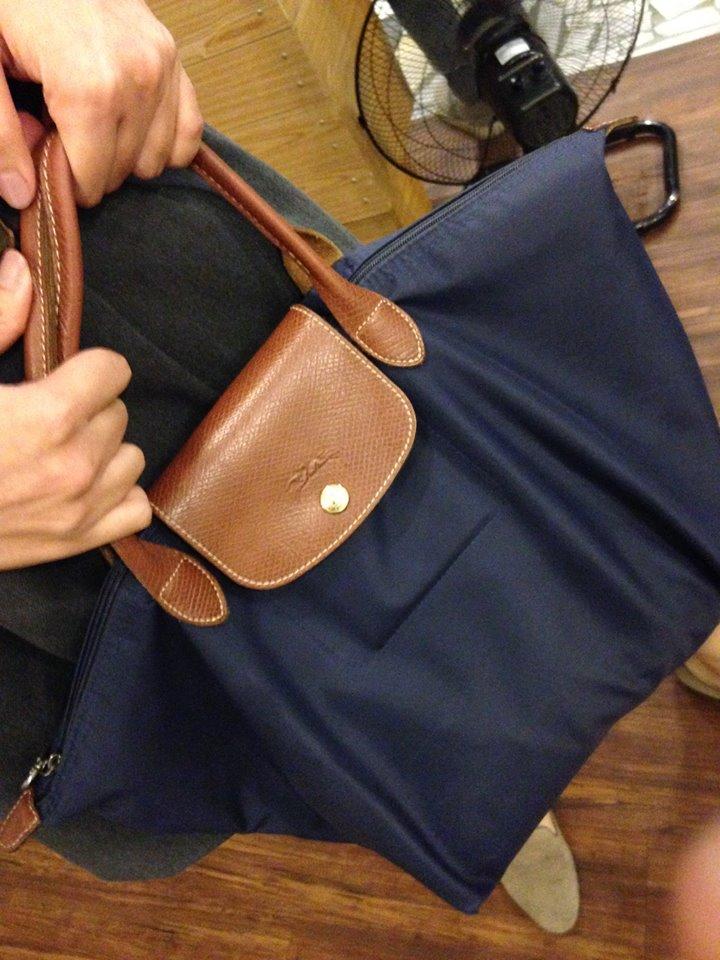 台灣女生的包包