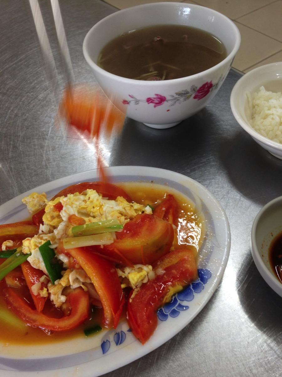 いつも朝ごはんは何食べる?予算は?言語交換会