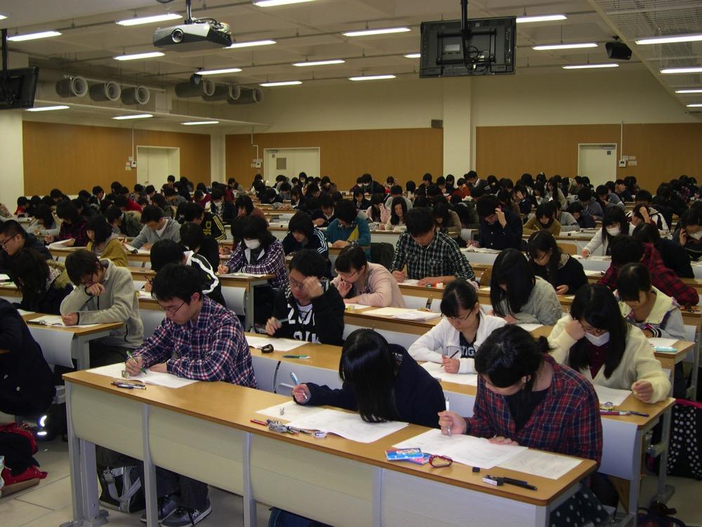 台湾/日本のセンター試験について(言語交換会)