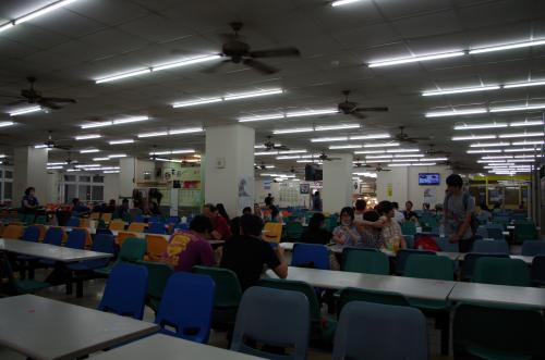 台湾の大学の食堂に潜入してみた