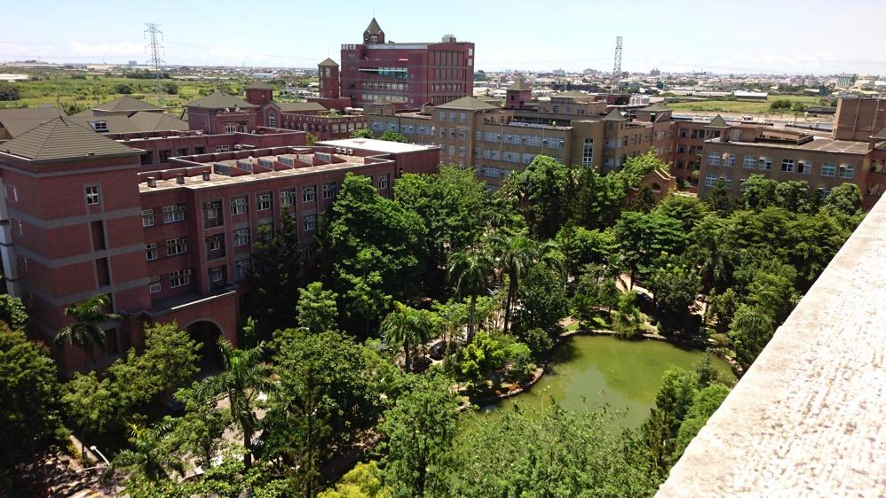 潛入!台灣的大學!