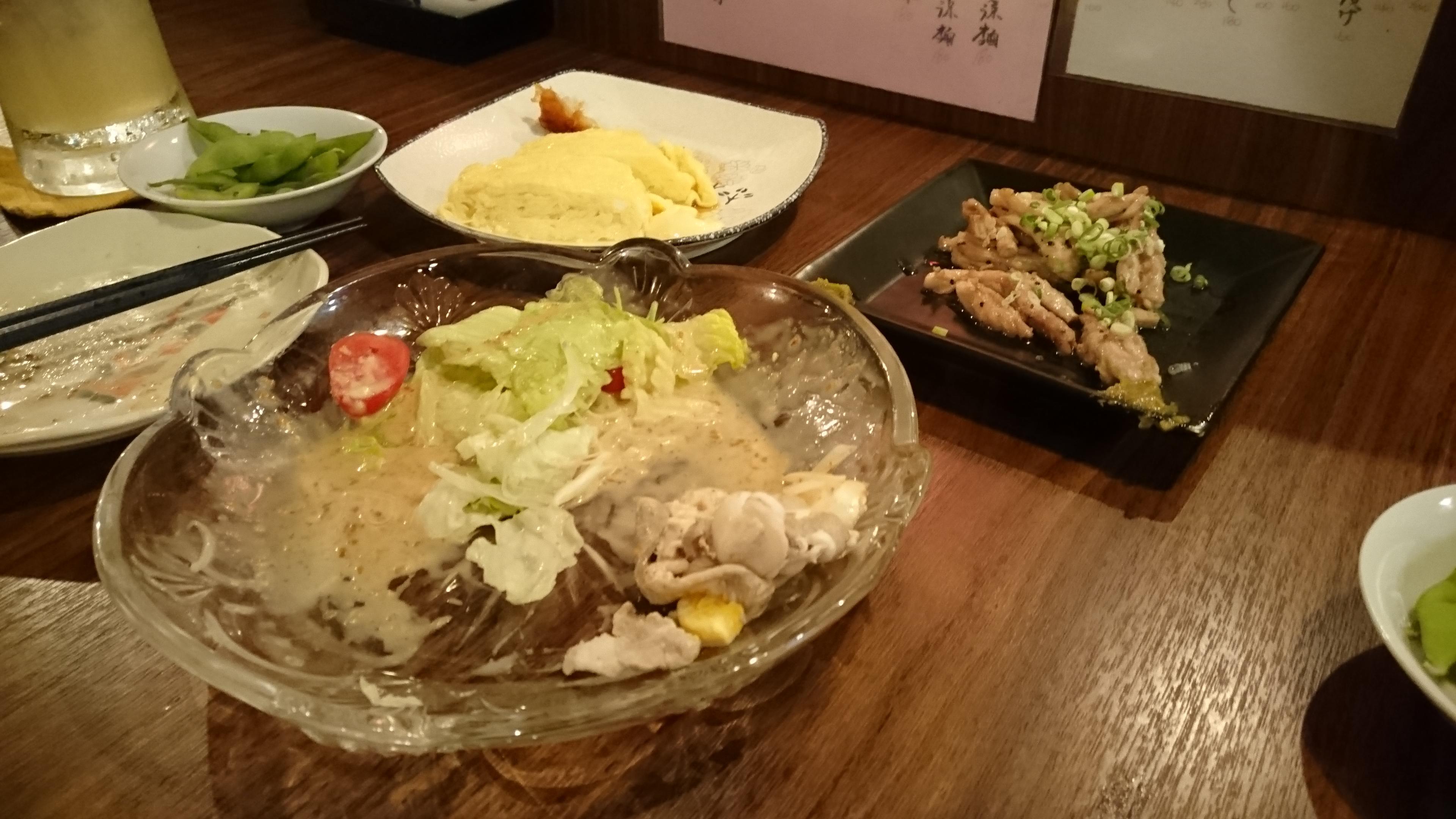 日本食を食べに行こう!