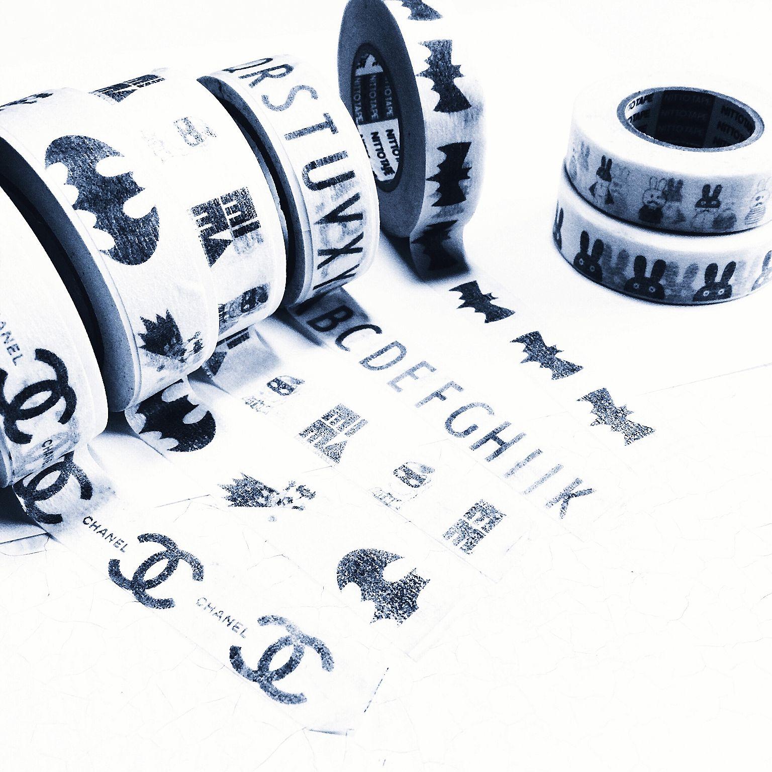 かわいい臺灣文具 「マスキングテープ」「シール」可愛的台灣文具「紙膠帶」「貼紙」