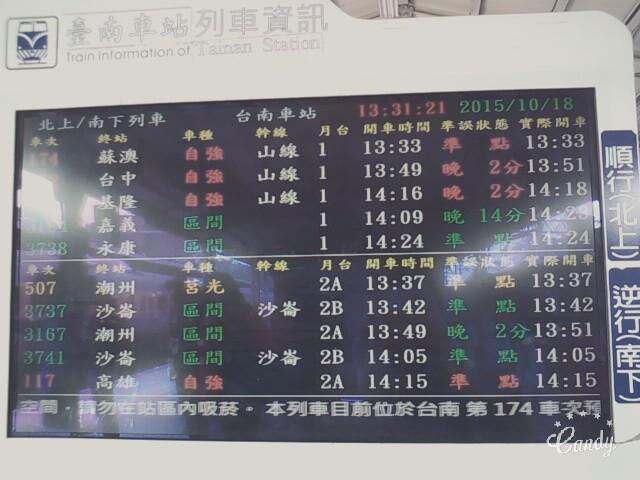 台南から高雄① 高雄 中央公園 行き方 台灣鐵道