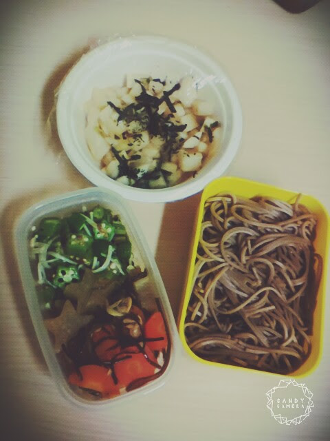 寮のキッチンで日本料理を作ってみた  嘗試在宿舍的廚房做日本料理