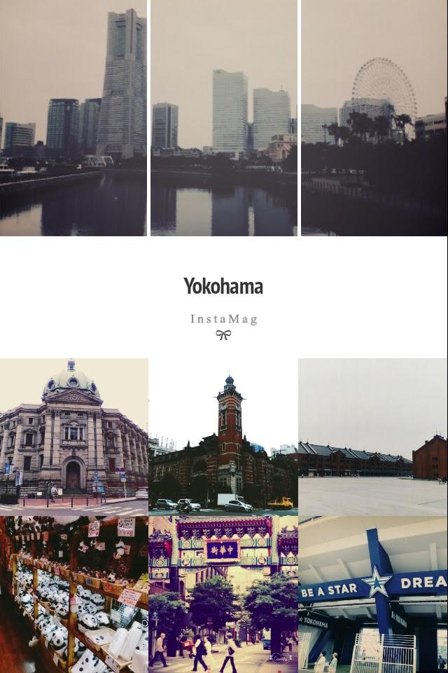 【日本観光】横浜ひとりぶらり旅  【日本觀光】橫濱一個人閒晃之旅