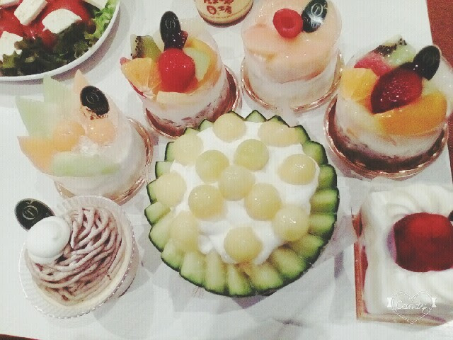 日本の人気スイーツ  日本最受歡迎的甜點