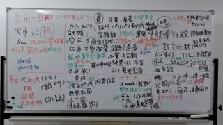 台南一日觀光路線(1/18交流會報告)