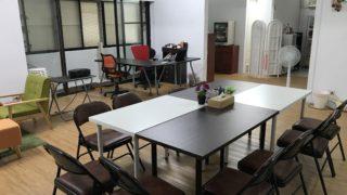 TIL space分享工作室空間的介紹