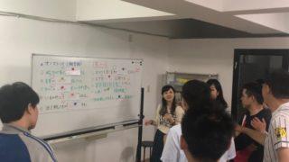 交流會報告11月18日(日)擬態/擬音語挑戰大賽